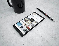 ARCHITECTS SMARTPHONE CONCEPT