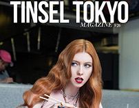 Royalty Not for Tinsel Tokyo Magazine v26