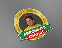 Sticker - Rogerinho do Ingá