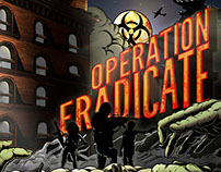 Operation Eradicate: iPad App