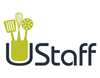 UStaff Website Design