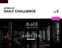 XD Daily Challenge | December, Day 2 | Naresta