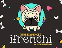 iFrenchi - Brand Identity
