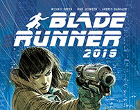 Blade Runner 2019, vol. I | COMIC BOOK DESIGN