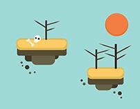 Floating Islands #01