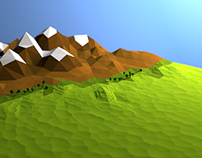 Low poly fun how low can you go