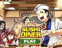 Sushi Diner - UI