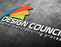 Design Council Leather Manufacturing Company Logo