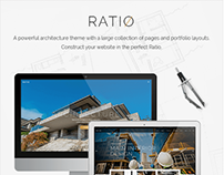 Ratio – A Powerful Theme for Architecture, Construction