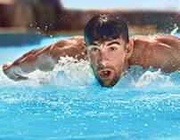 Crystal Lagoons - Michael Phelps