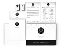 KATERINA KERSEY - corporate identity