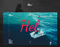 HelSurfy Website