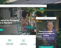 Cozy Marketing Site