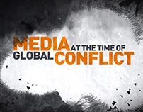 Media at the time of Global Conflict