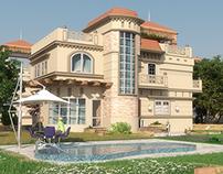 Al Hayat Gardens Exterior & layout