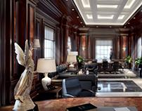 luxury office interior design