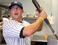 Brett Gardner and his bat...