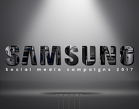 Samsung Egypt Social Media
