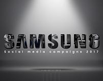 Samsung Egypt Social Media