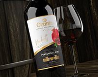 Grante Pomegranate Wine