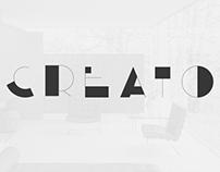 Creato - Typeface