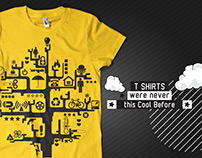T-Shirts Designs | Illustration & Design