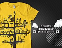 T-Shirts Designs | Illustration & Design