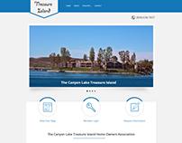 Treasure Island - Web- UI/UX - HTML5,CSS3