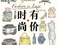 OWN Work: Second book: Fashion is Luxe