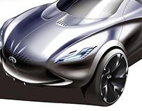 INFINITI - LUV concept_2015