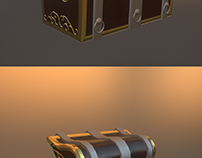 Treasure Chest Render