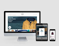Portu, sitio web