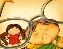 PICTURE BOOK: Grandma's Glasses