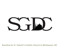 Branding for Catholic Church in Washington DC