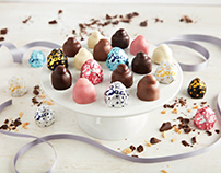 BACI PERUGINA | Product Photography