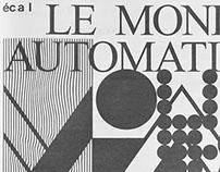 LE MONDE AUTOMATIQUE