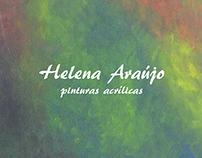 Helena Araújo - Exposição Pintura