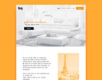 Website Design - BQ
