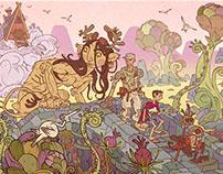 Jalaal: Le Chemin du Sphinx