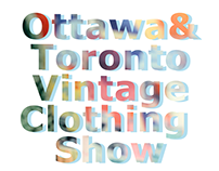 Vintage Clothing Show: Spring & Fall Promo Videos