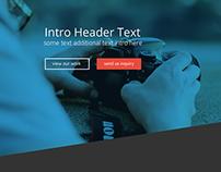 Platypus Website Redesign Concept