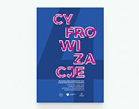 "Plakat / ""Cyfrowizacje 4"""