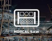 NorCal Saw Branding