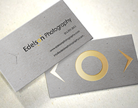 Edelson Photography branding