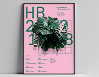 2018 POSTER COLLECTION — Comissioned
