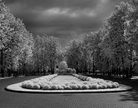 Москва #6 парки