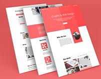 Design Lab Landing Page