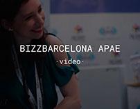 BIZZBARCELONA APAE - Show video