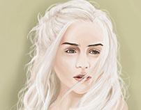 Game of Thrones: Daenerys Targaryen, Khaleesi