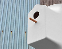 Flyer Birdhouse
